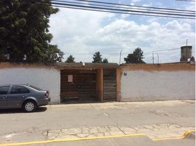 Venta Terreno En Chalco Comercial/habitacional
