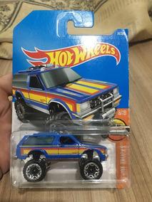 Hotwheels Chevy Blazer 4x4