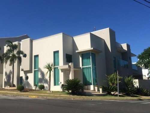 Sobrado Com 4 Dormitórios À Venda, 495 M² Por R$ 1.650.000 - Condomínio Vila Dos Inglezes - Sorocaba/sp. - So0002 - 67639619