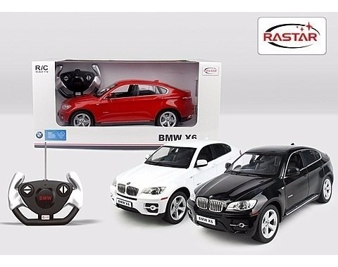 Auto Radio Control Bmw X6 Rastar 1:14