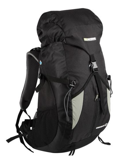 Mochila Mochilero Waterdog 30 Litros Camping Trekking Mujer