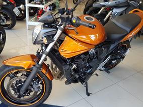 Suzuki Bandit 650 2016 Laranja