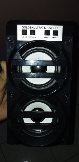 Caixa Som Bluetooth Torre Amplificada Mp3 Usb Fm