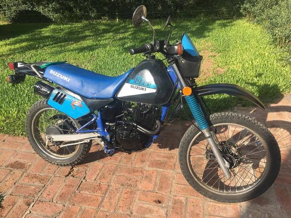Suzuki Dr 125 Sj