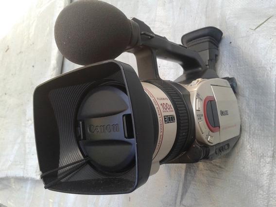 Filmadora Canon Dm-gl1a, Ntsc Usada R$. 860,00