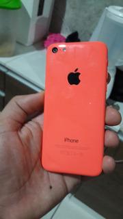 iPhone 5c Pink - Carcaça E Bateria Nova! Original. Leia Desc