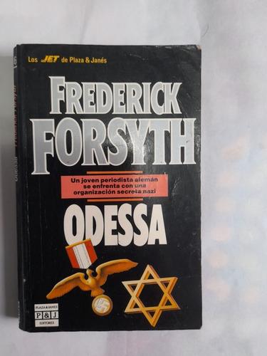 Imagen 1 de 2 de Libro La Odessa Frederick Forsyth