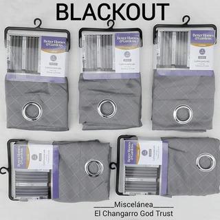 Cortinas Finas Blackout