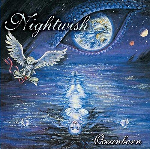 Nightwish Oceanborn Bonus Tracks Reissue Usa Import Cd Nuevo
