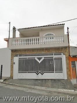 Sobrado Jardim Baruch - Ven13651