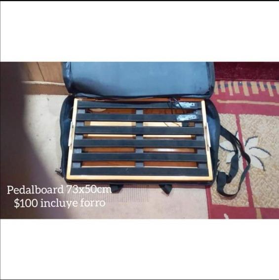 Pedalboard Con Forro