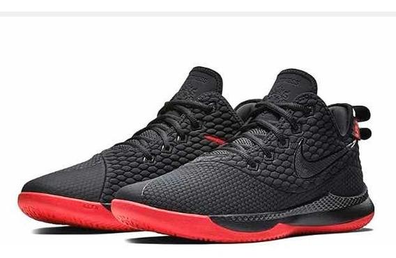 Lebron James Akron Nike