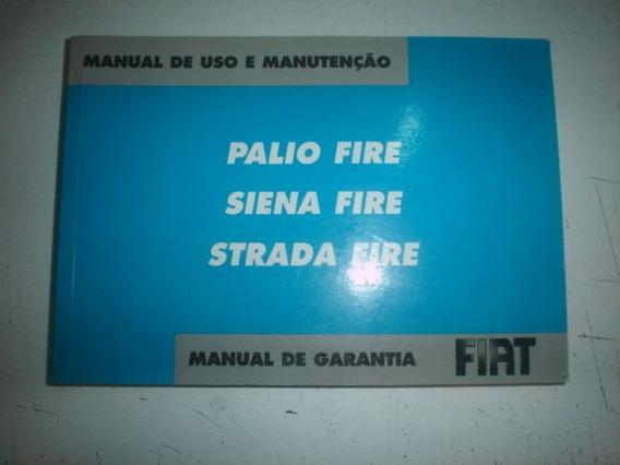 Manual Fiat Palio Siena Strada 2007 Fire 1.0 1.4 Flex