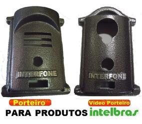 Protetor Interfone Ipr8000 Ou Vídeo Porteiro Iv7000 Intelbra