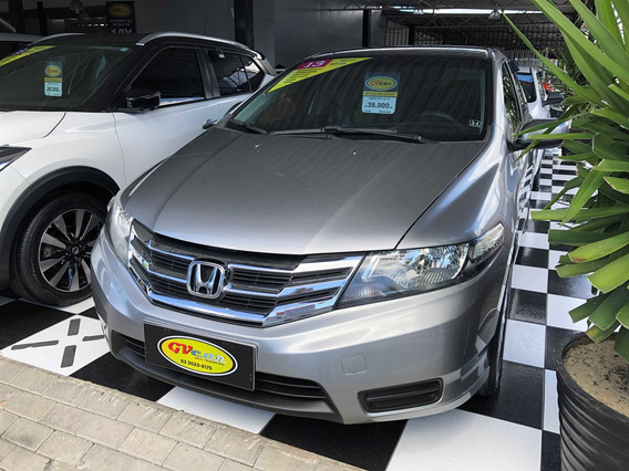 Honda City 1.5 Lx 16v Flex 4p Manual
