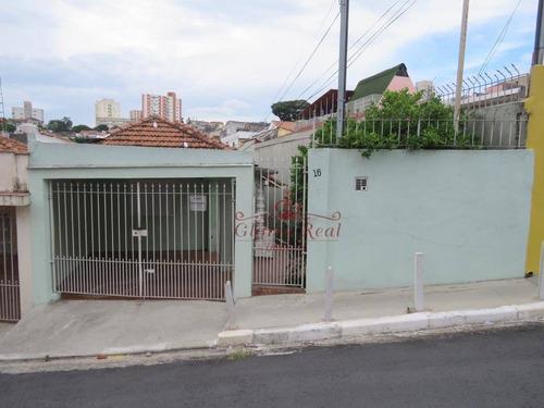 Casa Com 1 Dormitório À Venda, 83 M² Por R$ 380.000,00 - Vila Bonilha - São Paulo/sp - Ca0112