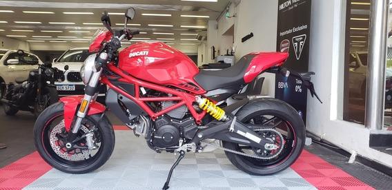 Ducati Monster 797 0km Año 2020 - Hilton Motors