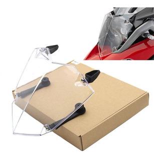 Proteção De Farol R 1200 Gs Bmw R1200 Protetor Acrilico Novo