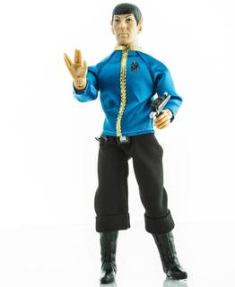 Star Trek Mister Spock Figura 8 Pulg. Mego Original!!!