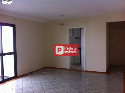 Apartamento Residencial À Venda, Morumbi, São Paulo. - Ap17400