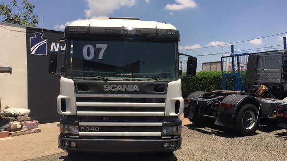 Scania P 340 P340 4x2 2007 Toco = P114 P94 P340 07