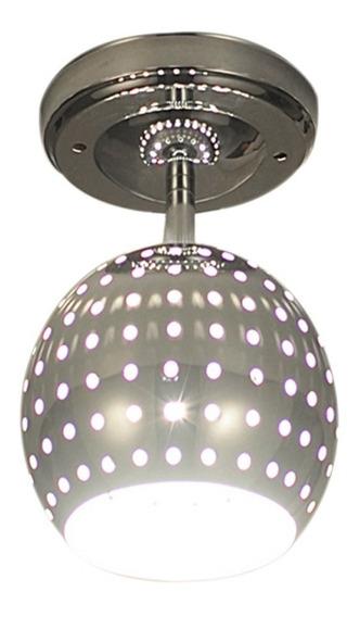 Luminária Moderna Cromado Alta Qualidade