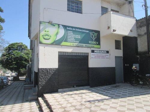 Salão Para Alugar, 90 M² Por R$ 1.500,00 - Vila São Bernardo - Sorocaba/sp - Sl0134