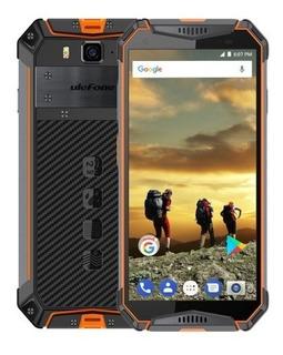 Celular Ulefon Armor 3,4gb Ram 64gb 4g Argentina, Sumergible