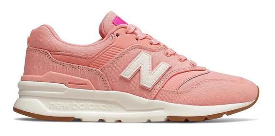 Tênis New Balance 997h Casual Feminino Rosa
