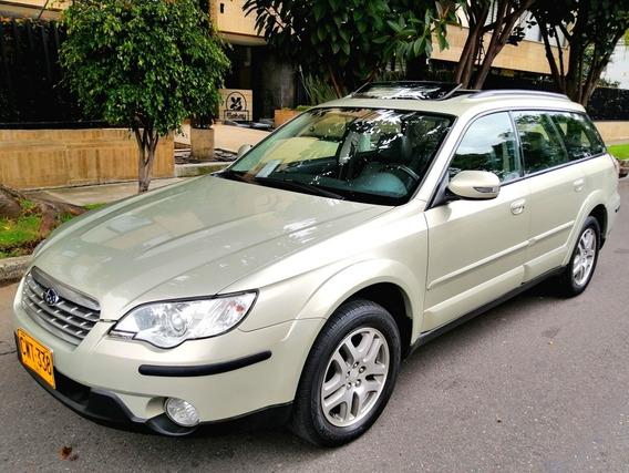 Subaru Outback 2.5 Cc Triptonic 4x4, , 6ab, Techo