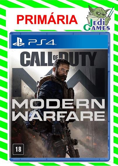 Call Of Duty Modern Warfare Ps4 Code 1 Pt-br