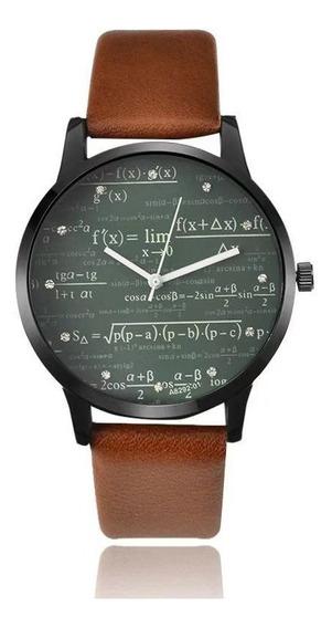Reloj De Ecuaciones Nuevo