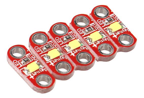 Lilypad Led Módulo Componentes Ativos Diodos Para Arduino Un