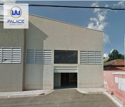 Imagem 1 de 2 de Barracão À Venda, 265 M² Por R$ 1.000.000,00 - Piracicamirim - Piracicaba/sp - Ba0023