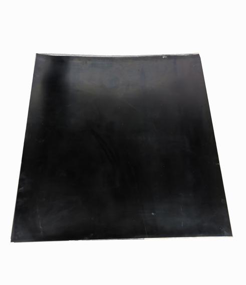 Placa Hule Neopreno Comercial Sbr 1m X 1m X 1/4 Espesor