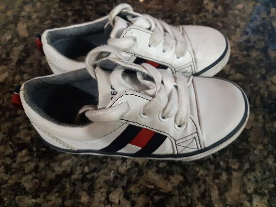 Zapatos Deportivos Para Niño Marca Tommy Hilfiger Talla 25