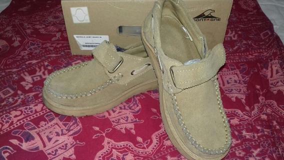 Zapatos Nauticos Para Niños