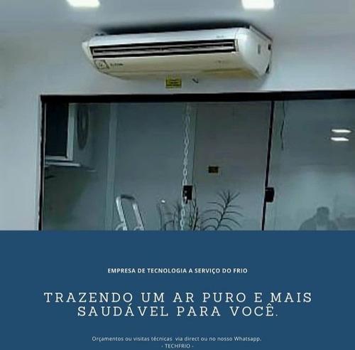 Imagem 1 de 4 de Serviços Ar Condicionado