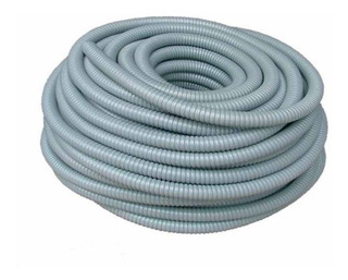 Tuberia Conduit Flexible Pvc 25mm ( 3/4 ) Pack 10 Mts
