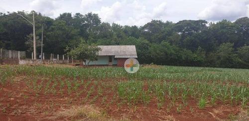 Chácara À Venda, 8980 M² Por R$ 1.500.000,00 - Zona Rural - Itaipulandia/pr - Ch0020