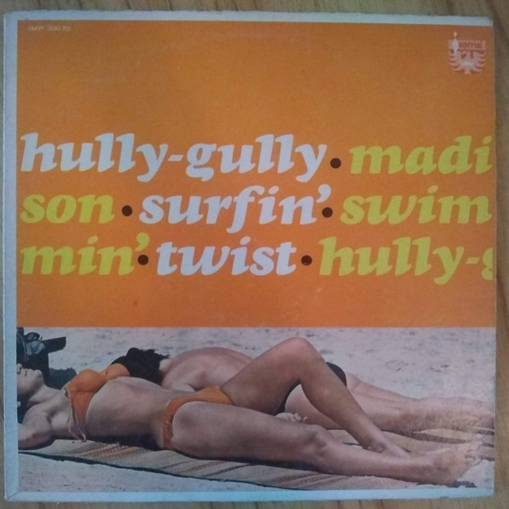 The Rebels Hully Gully Surf Disco Vinilo Lp Beatles Y Mas