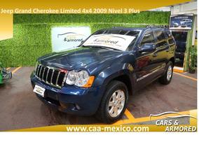 Jeep Grand Cherokee 2009 Blindado