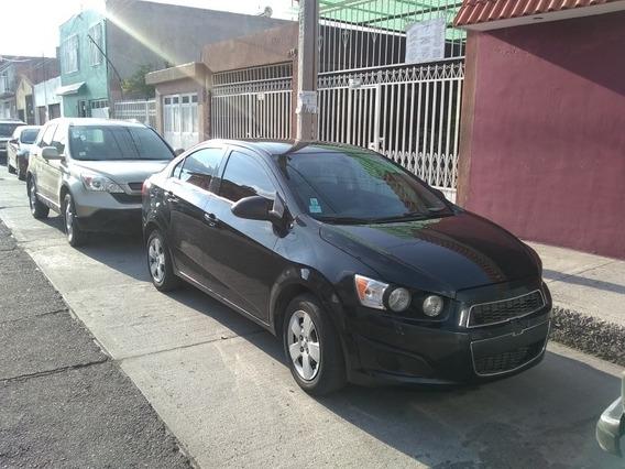 Chevrolet Sonic 1.6 Ls Man At 2014
