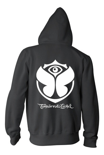 Campera Tomorrowland Logo