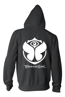 Campera Tomorrowland Logo