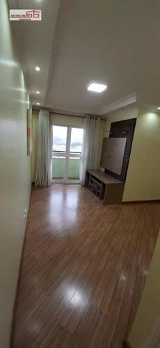 Imagem 1 de 22 de Apartamento À Venda, 70 M² Por R$ 400.000,00 - Limão (zona Norte) - São Paulo/sp - Ap3965