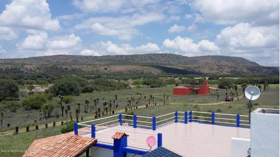 Terreno En Venta En Ejido Tequisquiapan, Dolores Hidalgo, Rah-mx-21-775