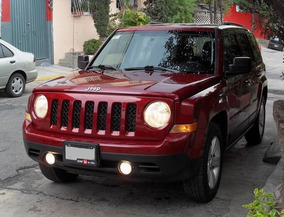 Jeep Patriot Sport 2012 Autom. Y Electrica Factura Original.