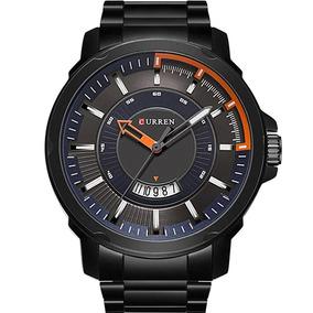 Relógio Curren Masculino Original Garantia Nota 2602