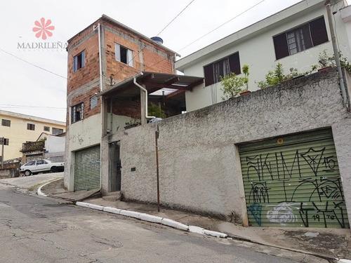 Imagem 1 de 14 de Casa Sobrado Para Venda, 3 Dormitório(s) - 1856